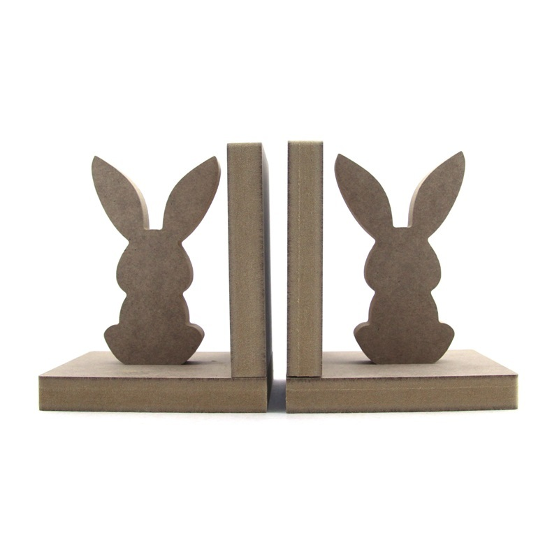 Bunny Rabbit Bookends