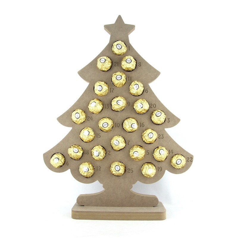 Ferrero Roche Tree Shaped Advent Calendar