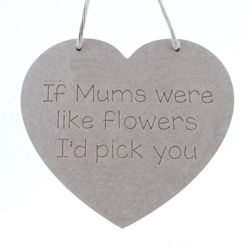 If Mums were like flowers...