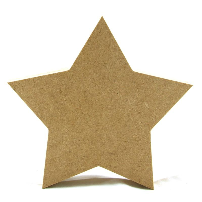 Pointed Star Shape