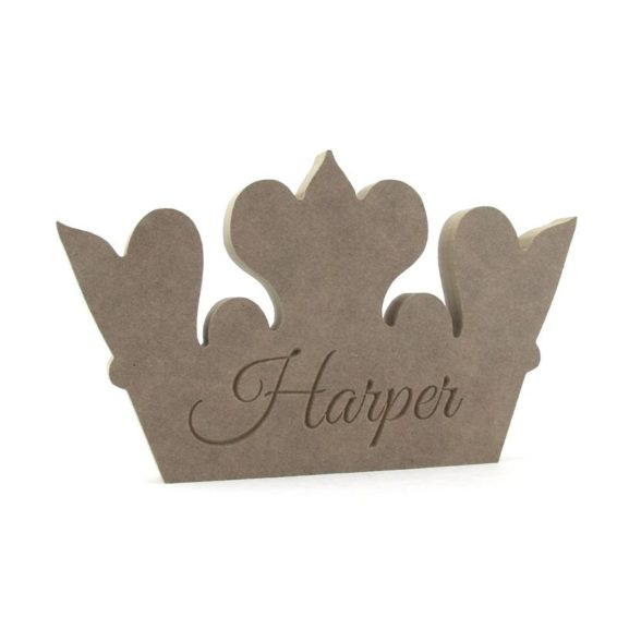 Engraved Crown 1