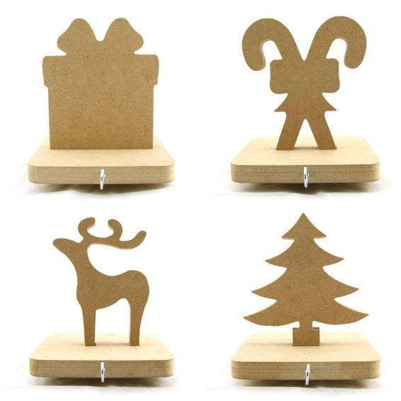 Christmas Shape Stocking Hangers