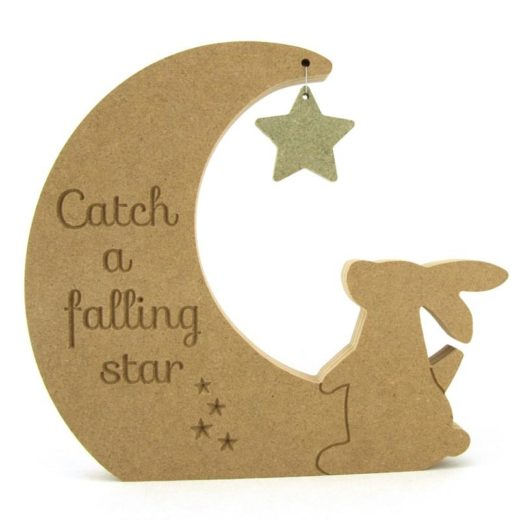 Moon, Hare & Star, 'Catch a falling star'