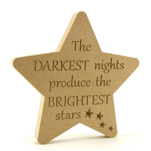 Darkest Nights Brightest Stars