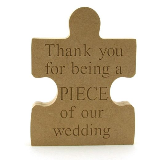 Puzzle Piece - Wedding