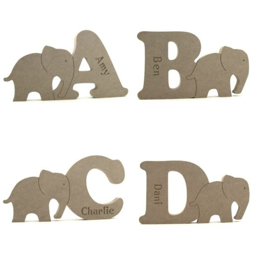 Elephant Letters
