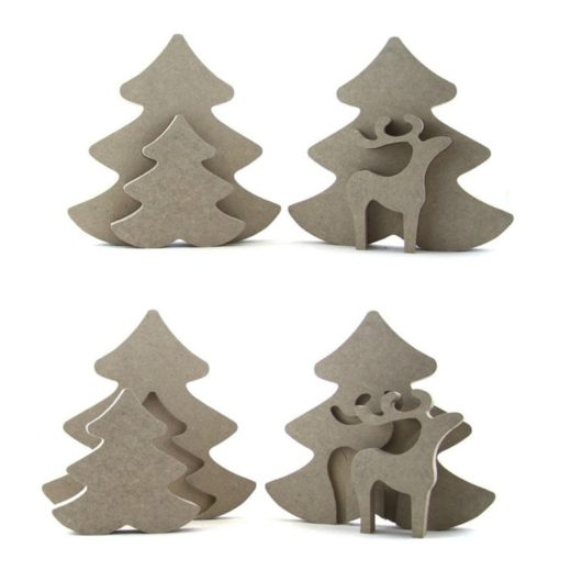 Christmas Shapes.Christmas Makers Shed Custom Mdf Craft Shapes And Supplies