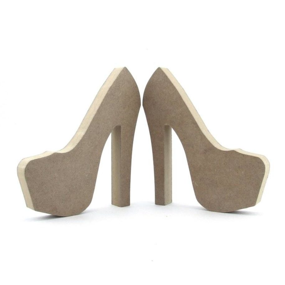 High Heel Shoes (Pair)