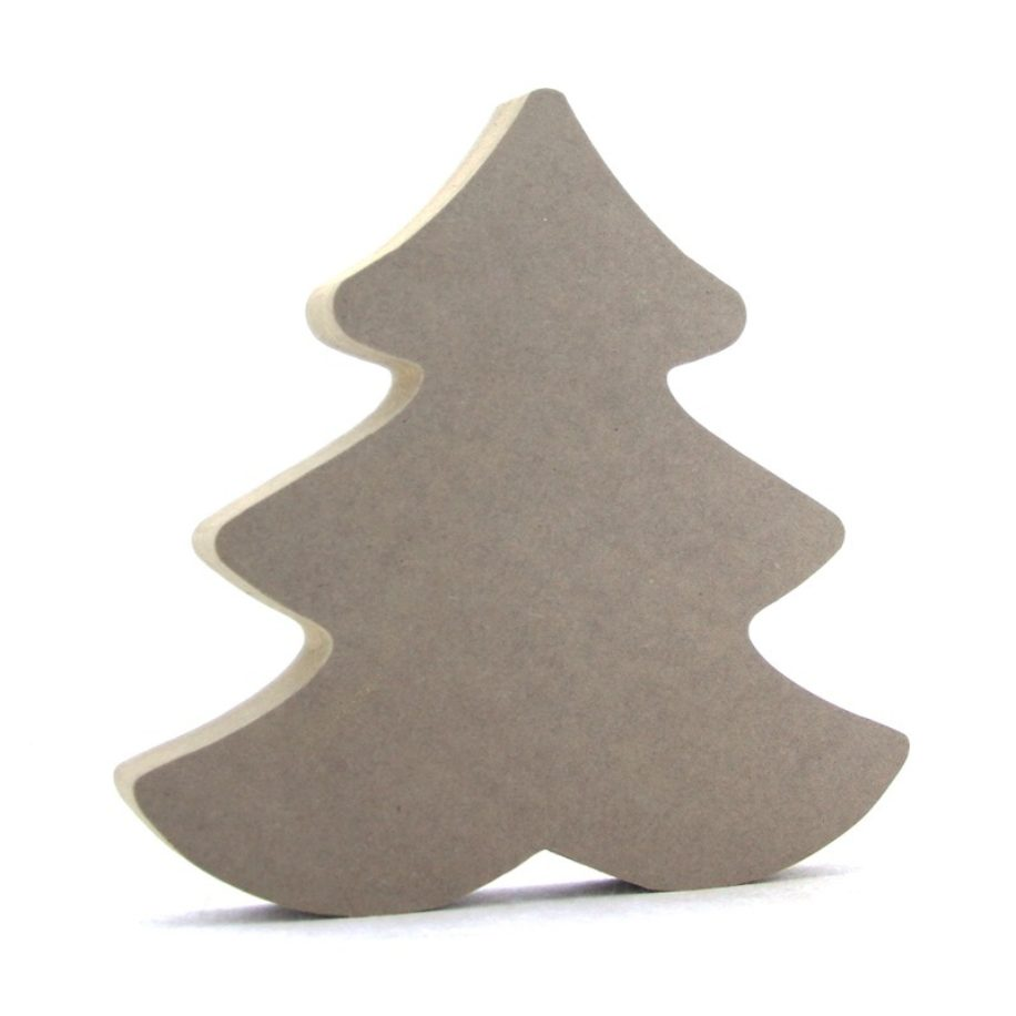 Rounded Christmas Tree