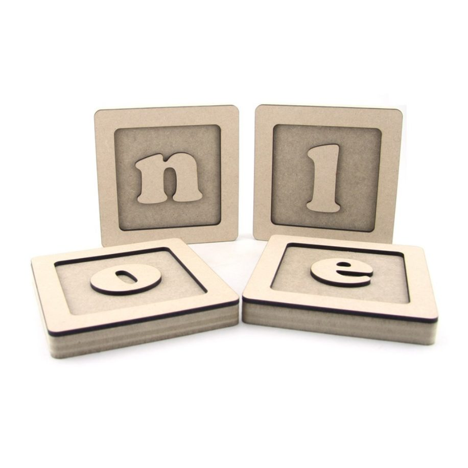 Alphabet Blocks