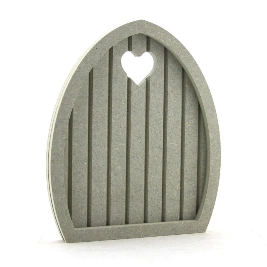 Fairy door 39 a 39 makers shed custom mdf craft shapes and for Fairy door shapes