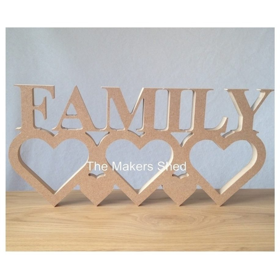 'FAMILY'  on Hearts