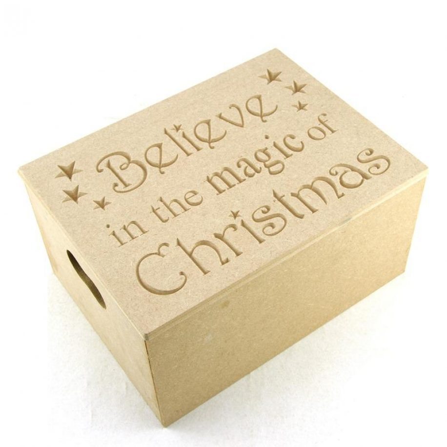 'Believe in the Magic of Christmas'
