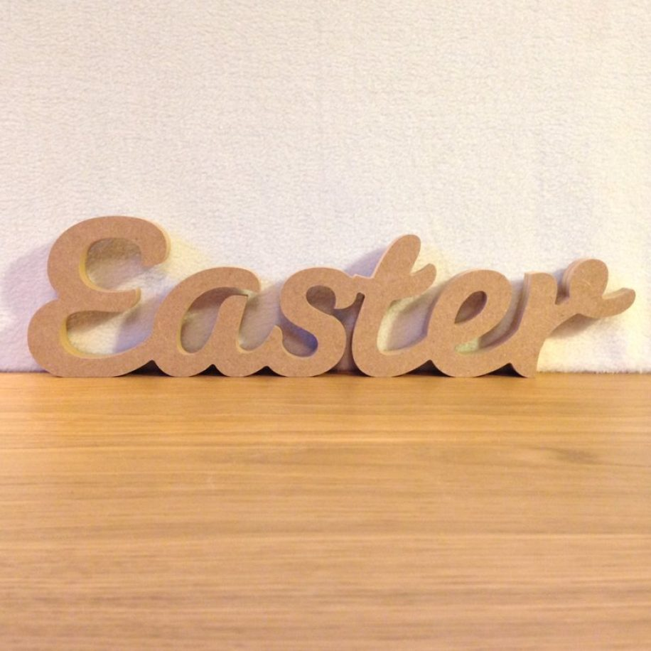 'Easter' in susa font