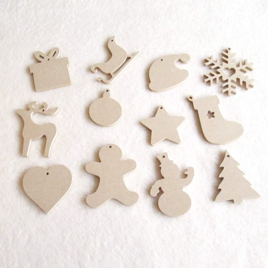 Christmas Ornaments (12 Pack)