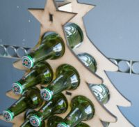 Beer Bottle Advent Calendar