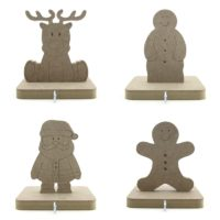 Christmas Character Stocking Hangers